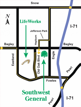 Bagley Road Construction Alternate Routes